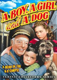 Boy Girl and a Dog - (Region 1 Import DVD)