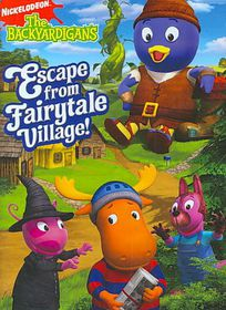 Backyardigans:Escape from Fairytale V - (Region 1 Import DVD)