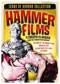 Icons of Horror:Hammer Films - (Region 1 Import DVD)