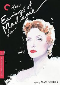 Earrings of Madame De - (Region 1 Import DVD)