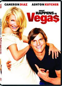 What Happens in Vegas - (Region 1 Import DVD)