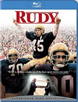 Rudy - (Region A Import Blu-ray Disc)