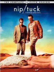 Nip/Tuck:Complete Fifth Season - (Region 1 Import DVD)