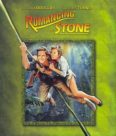 Romancing the Stone - (Region A Import Blu-ray Disc)