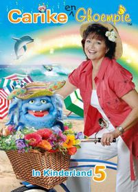 Carike Keuzenkamp - Carike En Ghoempie in Kinderland 5 (DVD)