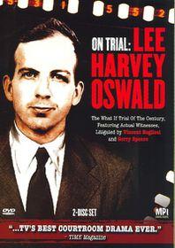 Trial of Lee Harvey Oswald - (Region 1 Import DVD)