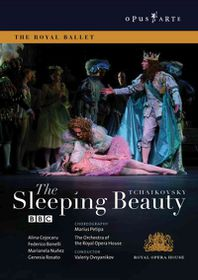Tchaikovsky:Sleeping Beauty - (Region 1 Import DVD)