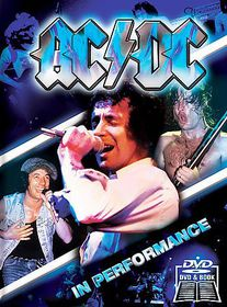Ac/Dc:in Performance - (Region 1 Import DVD)