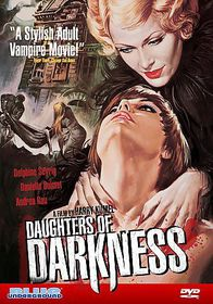Daughters of Darkness - (Region 1 Import DVD)
