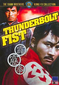Thunderbolt Fist - (Region 1 Import DVD)