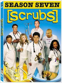 Scrubs:Complete Seventh Season - (Region 1 Import DVD)