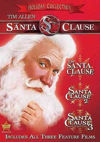 Santa Clause 3 Movie DVD Collection - (Region 1 Import DVD)