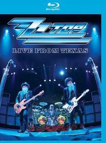 Live from Texas - (Australian Import Blu-ray Disc)
