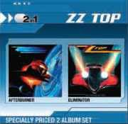 Zz Top - Afterburner / Eliminator (CD)