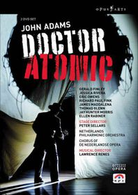 Doctor Atomic - (Region 1 Import DVD)