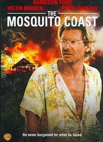 Mosquito Coast - (Region 1 Import DVD)