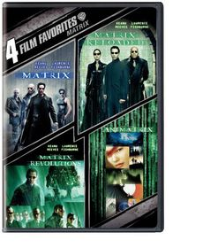 4 Film Favorite:Matrix Collection - (Region 1 Import DVD)