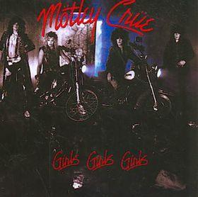 Girls Girls Girls - (Import CD)