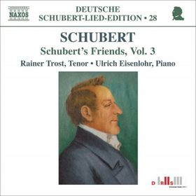 Schubert: Schubert Friends Vol 3 - Schubert Friends - Vol.3 (CD)