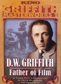 D.W. Griffith:Father of Film - (Region 1 Import DVD)