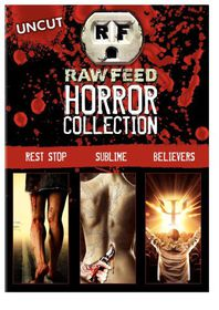 Raw Feed Horror Collection - (Region 1 Import DVD)