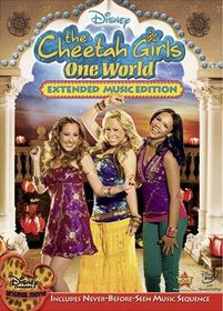 Cheetah Girls:One World - (Region 1 Import DVD)