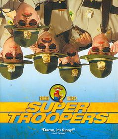 Super Troopers - (Region A Import Blu-ray Disc)