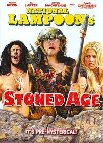National Lampoon's Stoned Age - (Region 1 Import DVD)