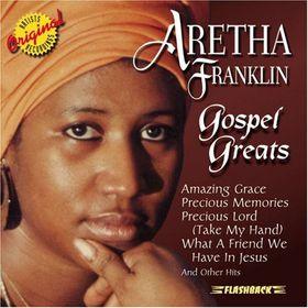 Aretha Franklin - Gospel Greats (CD)