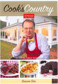 Cooks Country Season 1 - (Region 1 Import DVD)