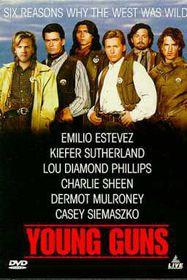 Young Guns (1988) - (DVD)