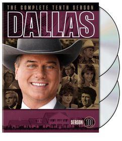 Dallas:Complete Tenth Season - (Region 1 Import DVD)