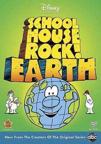 School House Rocks Earth - (Region 1 Import DVD)