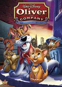 Oliver & Company:20th Anniversary Spe - (Region 1 Import DVD)