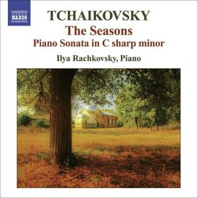 Tchaikovsky:Seasons Piano Son in C Sh - (Import CD)