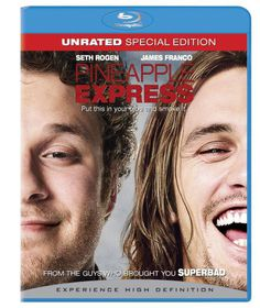 Pineapple Express - (Region 1 Import Blu-ray Disc)