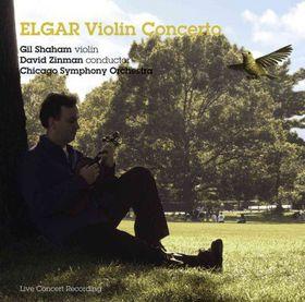Elgar: Violin Concerto - Violin Concerto (CD)