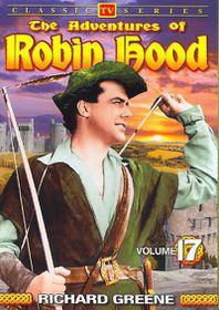 Adventures of Robin Hood Vol 17 - (Region 1 Import DVD)