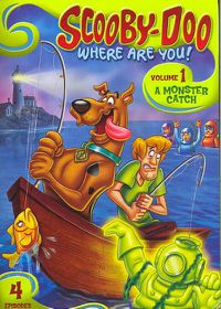 Scooby Doo Where Are You Season 1 V1 - (Region 1 Import DVD)