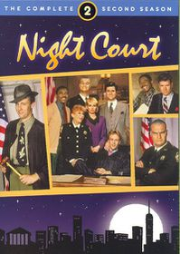 Night Court:Complete Second Season - (Region 1 Import DVD)