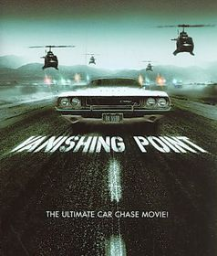 Vanishing Point - (Region A Import Blu-ray Disc)