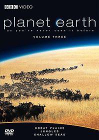 Planet Earth Volume 3:Great Plains/Ju - (Region 1 Import DVD)