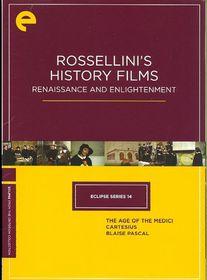 Eclipse Series 14:Rossellini's Histor - (Region 1 Import DVD)