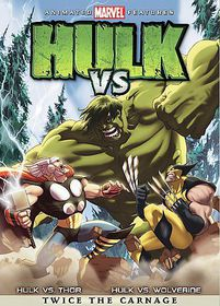 Hulk Vs - (Region 1 Import DVD)