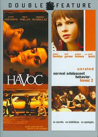 Havoc/Normal Adolescent Behavior - (Region 1 Import DVD)