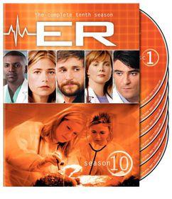 ER:Complete Tenth Season - (Region 1 Import DVD)