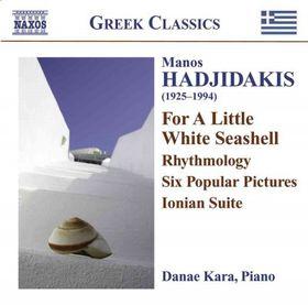 Hadjidakis: Piano Works - Piano Works (CD)