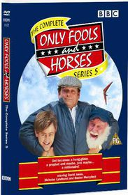 Only Fools & Horses - Series 5 - (Import DVD)