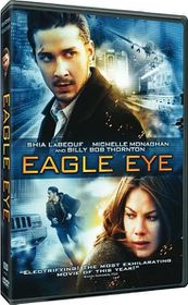 Eagle Eye - (Region 1 Import DVD)