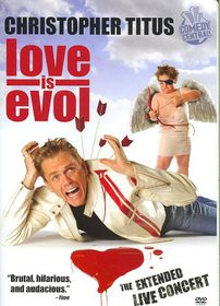 Christopher Titus:Love is Evol - (Region 1 Import DVD)